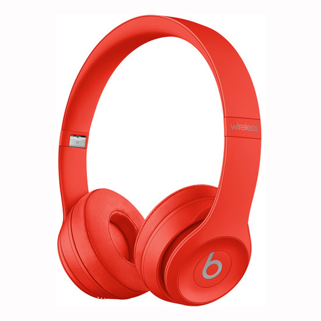 Beats Solo3 Bluetooth On-Ear Headphones - Red