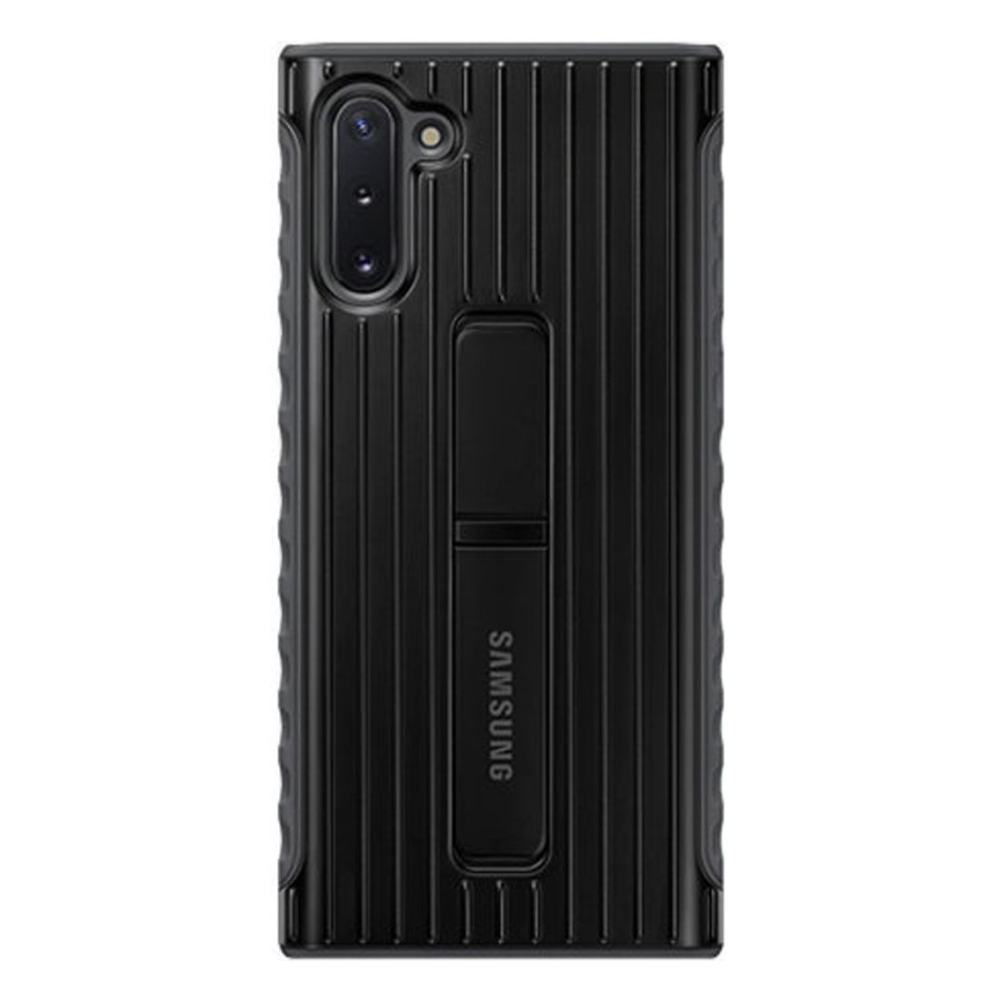 Samsung Galaxy Note 10 Protective Standing Cover - Black