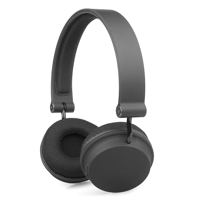 Tachh Bluetooth Wireless Earmuff Headphones - Black