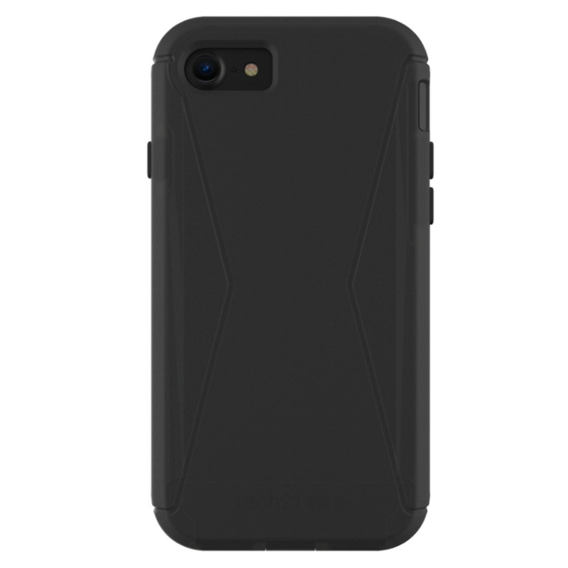 Tech21 Evo Tactical Extreme Edition Case For iPhone 7 - Black