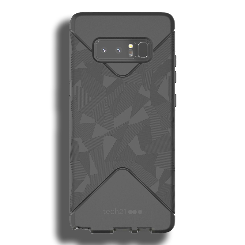 Tech21 Evo Tactical Case for Samsung Note 8 - Black