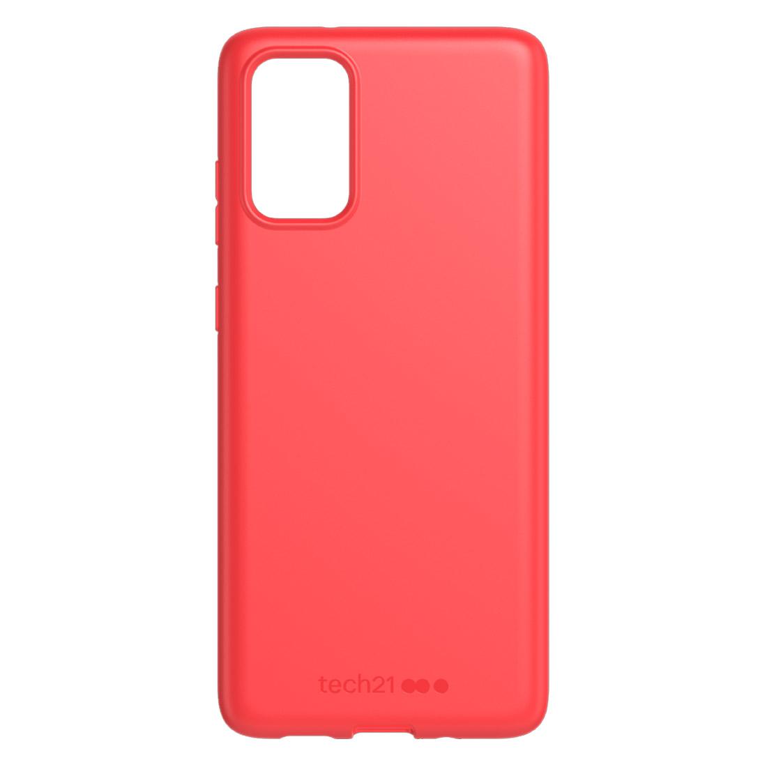 Tech21 Studio Colour Case for Samsung Galaxy S20+ Plus T21-7694 - Cherry