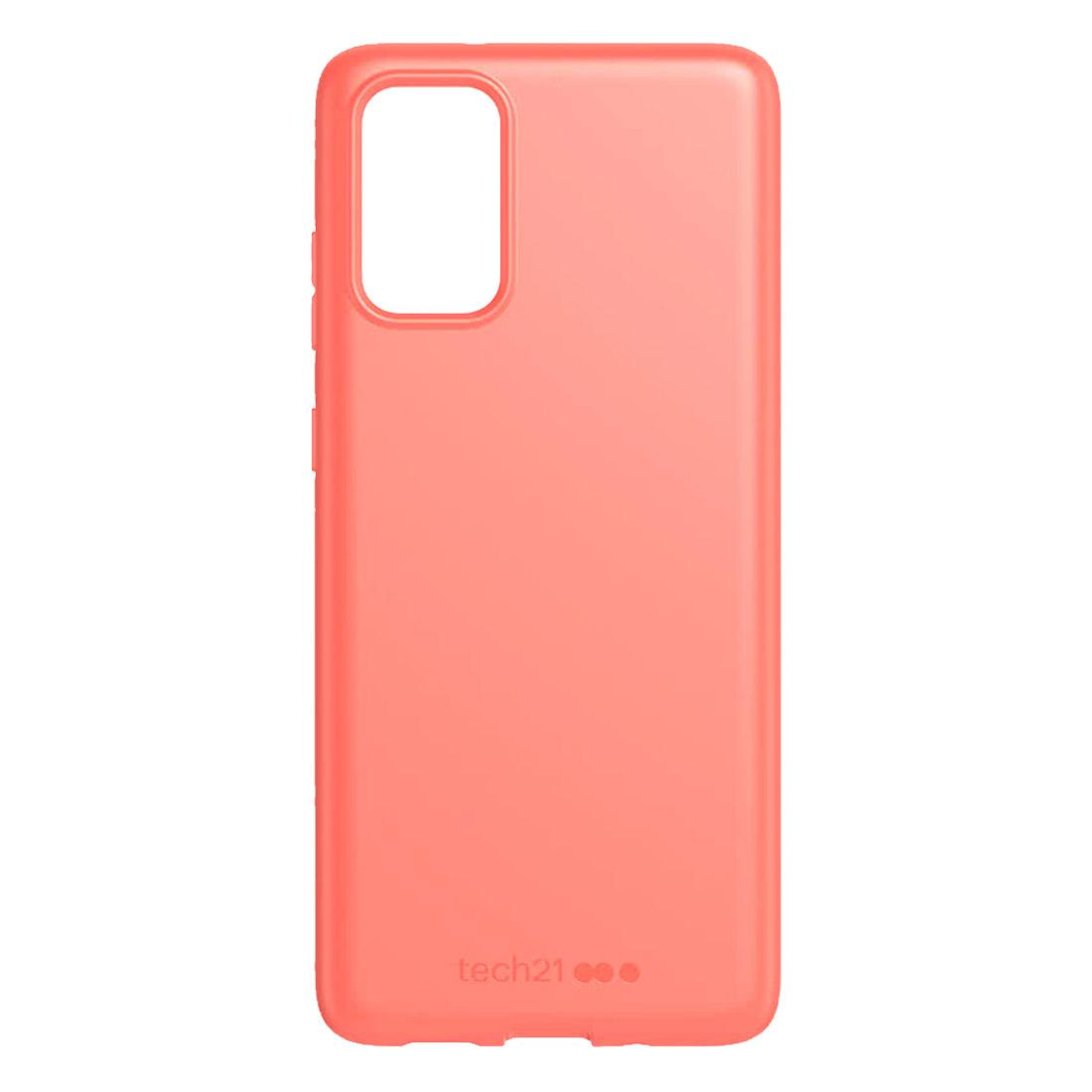 Tech21 Studio Colour Case for Samsung Galaxy S20+ Plus T21-7688 - Coral