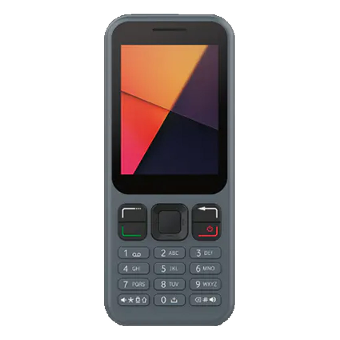 """[Good Condition - Pre Owned] Vodafone Smart A9 (3G, 2.4"""", Locked to Vodafone) - Grey Slate"""