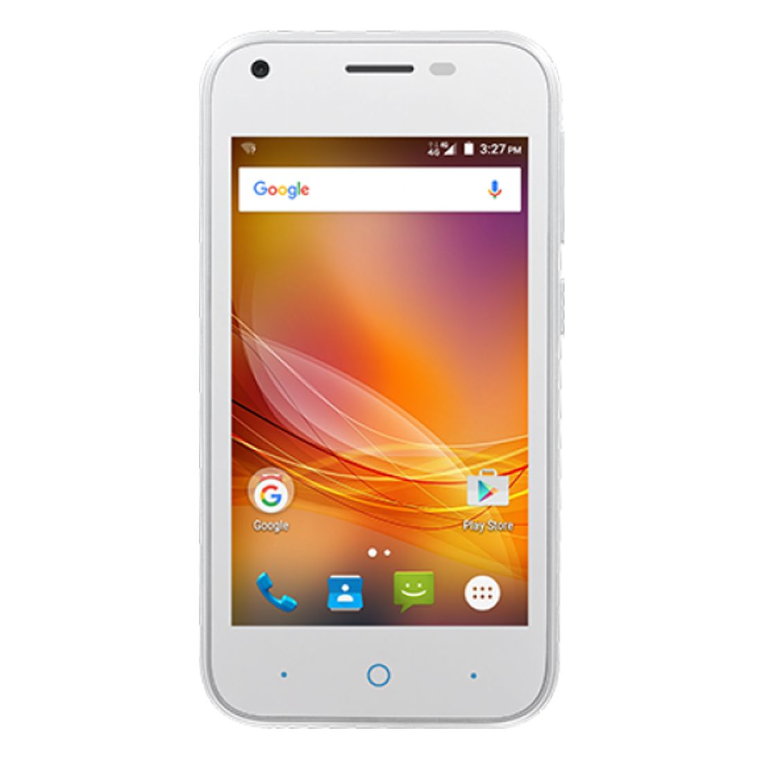 "ZTE Blade Shout A110 (4G/LTE, 4"", 5MP, Opt) - White"