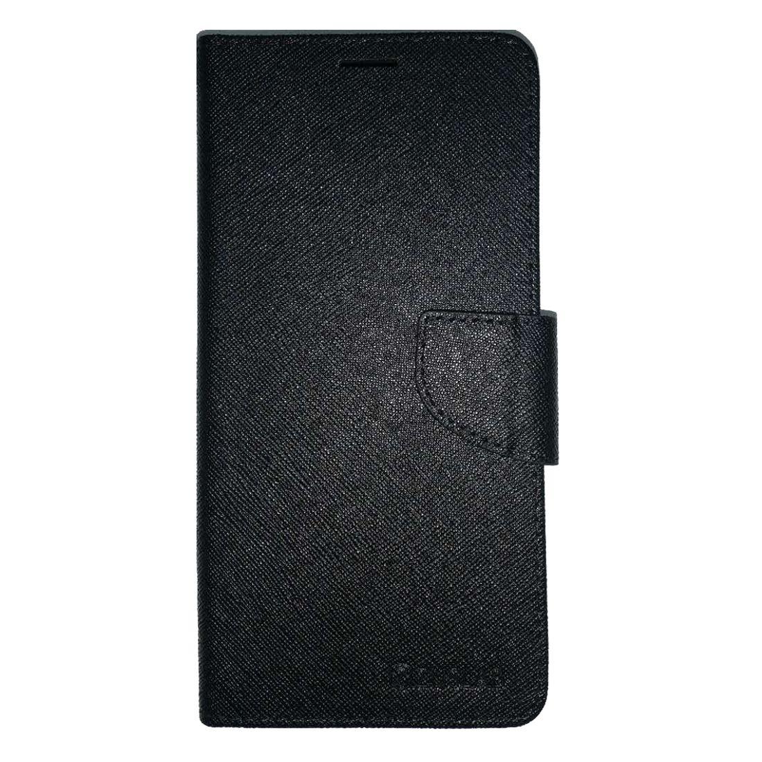 Zuslab Bonus Leather Case For Vivo S1 - Black