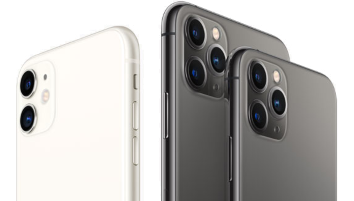 Apple Iphone 11 series