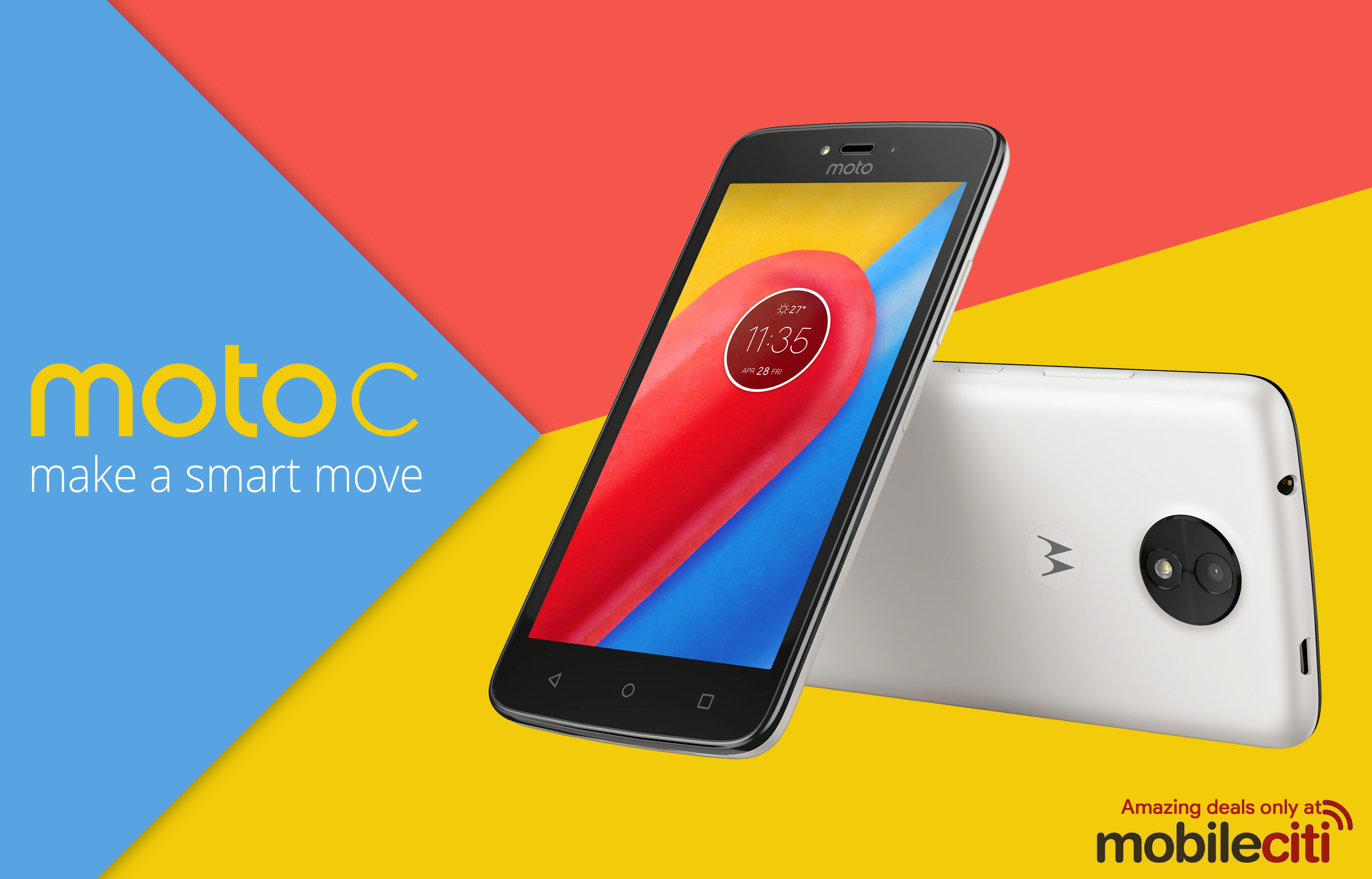 Motorola Moto C Review - A cheap 4G phone with all the basics