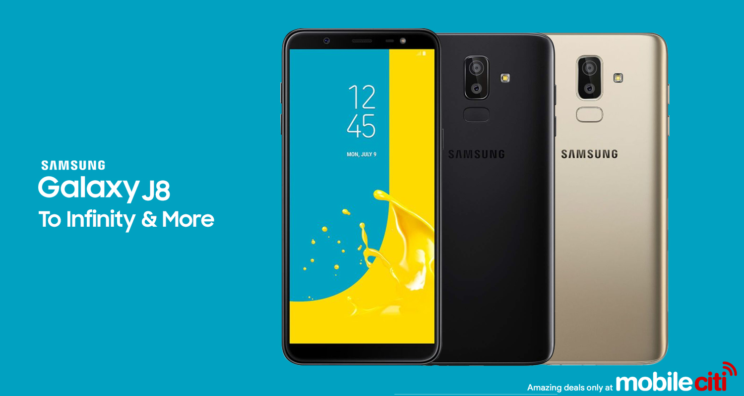 Samsung Galaxy J8, most exciting release this year from Samsung