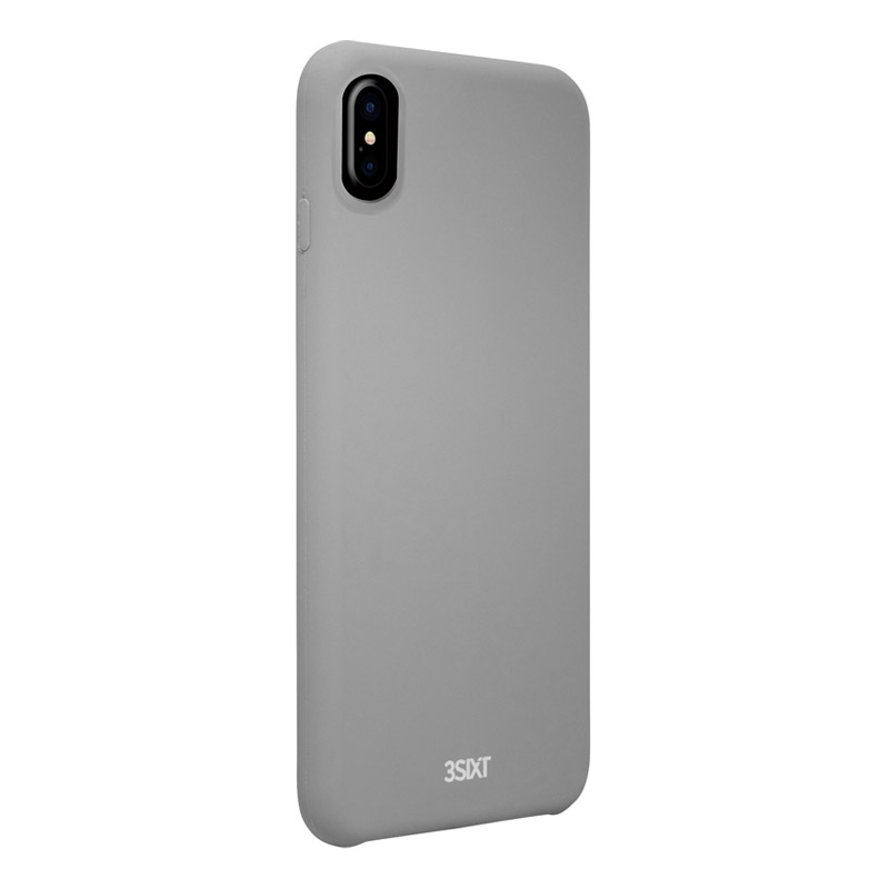 Image of 3SIXT Touch Case for iPhone X - Grey - 9318018126478