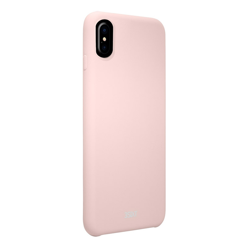 Image of 3SIXT Touch Case for iPhone X - Dusty Pink - 9318018126485