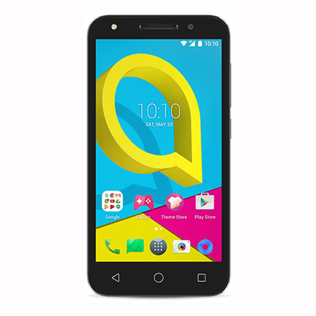"""Image of Alcatel U5 (4G/LTE, 5"""", Quad-Core, Tel) - Cocoa Gray - 4894461774473"""