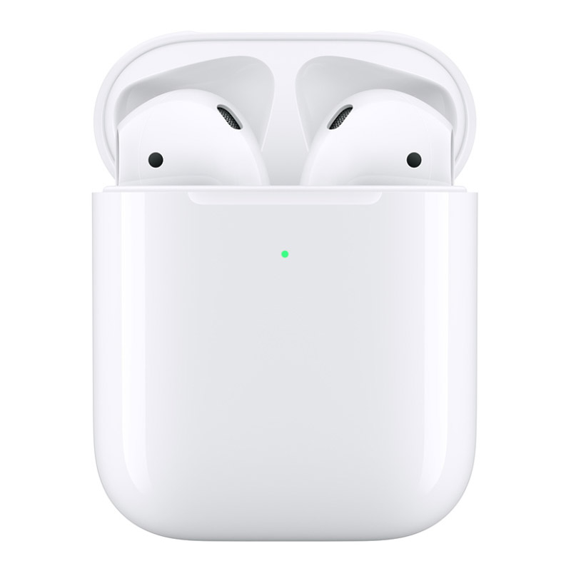 [Open box - As New] Apple AirPods (2nd Gen) with Charging Case A2032 - White