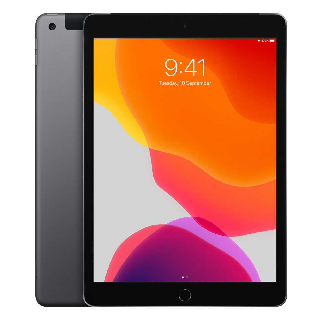 "Apple iPad (2019, Gen 7) 10.2"" WiFi + Cellular 32GB - Space Grey"