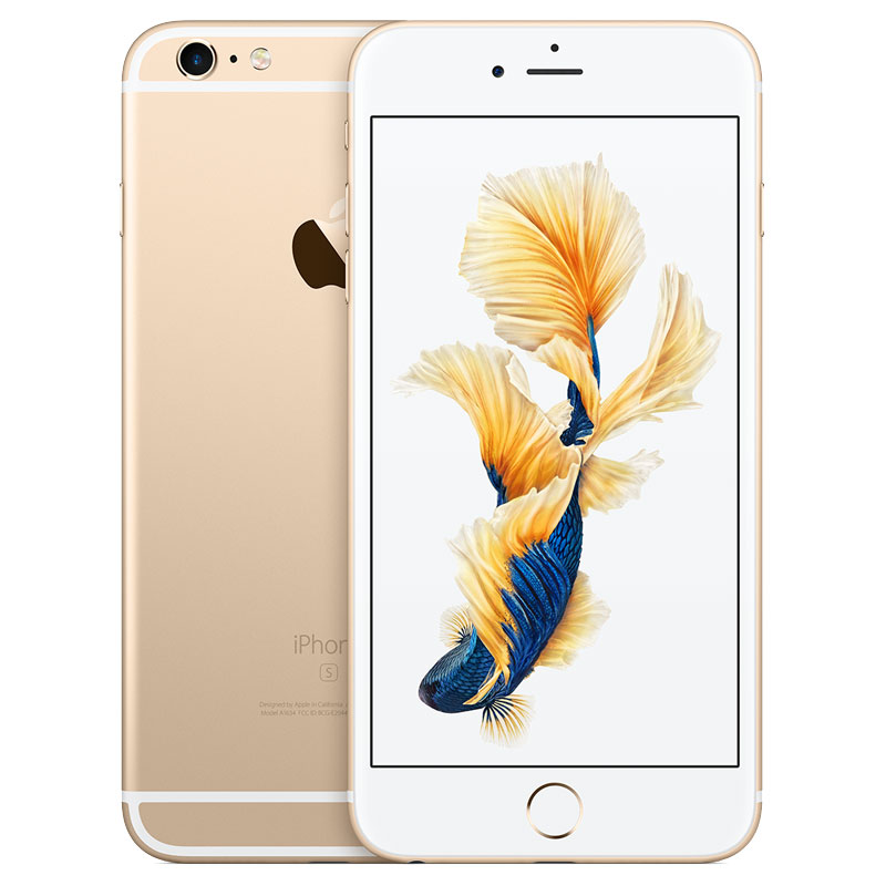 [Pre Owned] Apple iPhone 6s Plus 128GB - Gold
