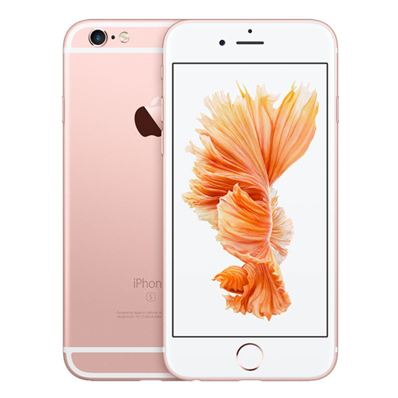 [Good Condition - Pre Owned] Apple iPhone 6S 64GB - Rose Gold