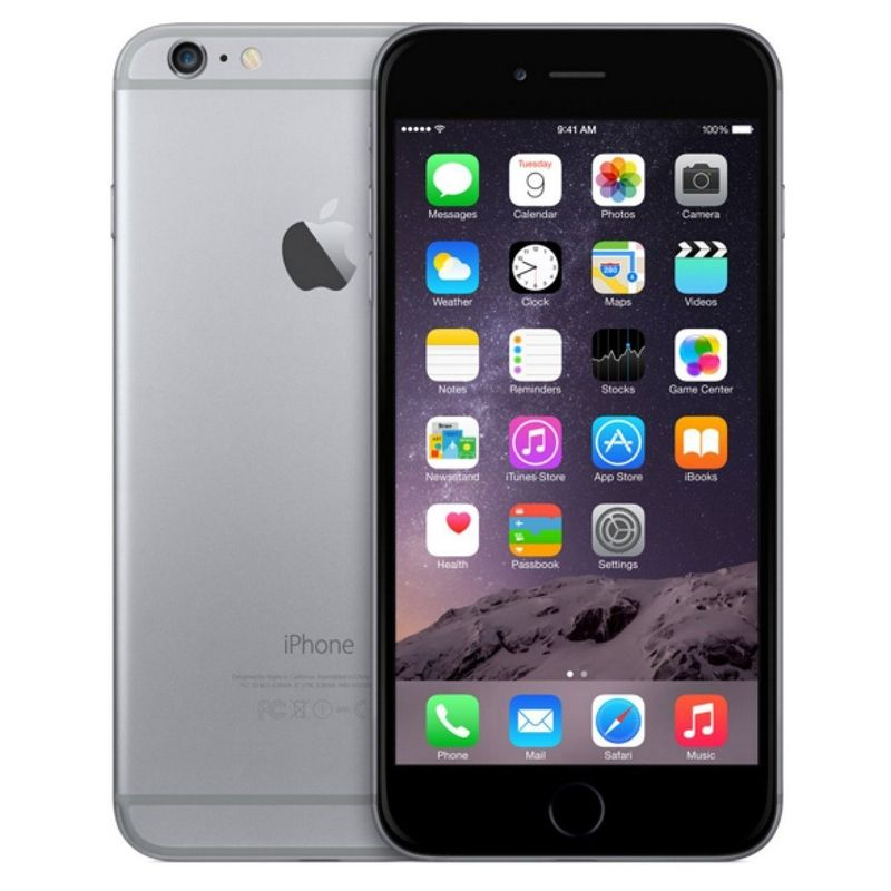 [Good Condition - Pre Owned] Apple iPhone 6 Plus 16GB - Space Grey