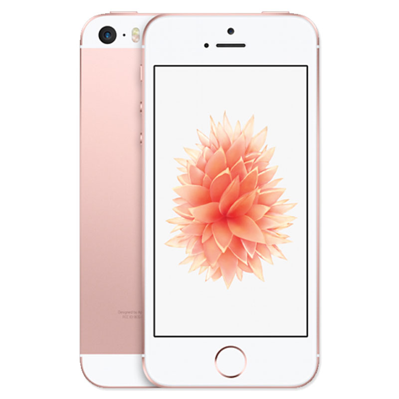 [Working Condition - Pre Owned] Apple iPhone SE 16GB - Rose Gold