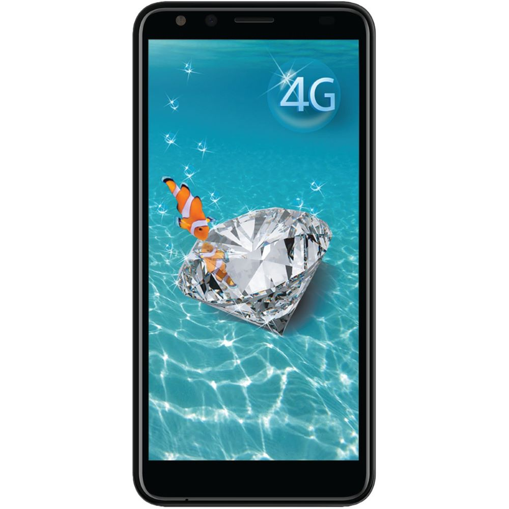 "Aspera GEM 16GB (5.5"", Dual Sim) - Black"