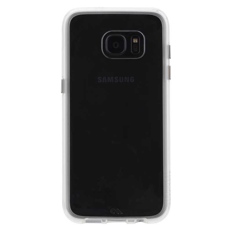 Image of Case-Mate Naked Tough Case for Samsung Galaxy S7 Edge - Clear - 846127170215