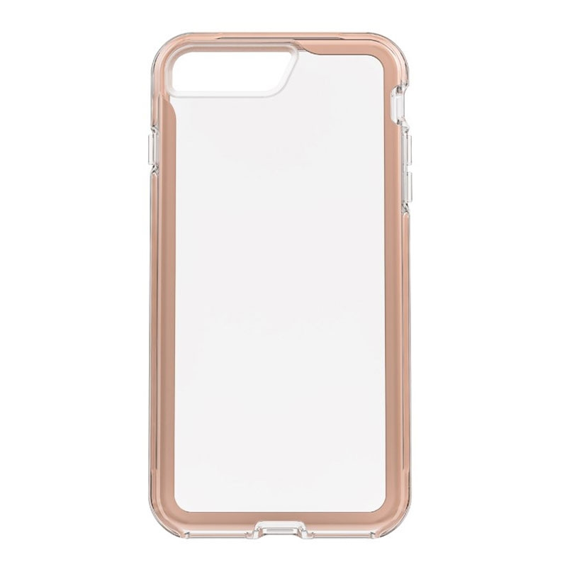 EFM Aspen Case for Apple iPhone 7 Plus - Crystal/Rose Gold
