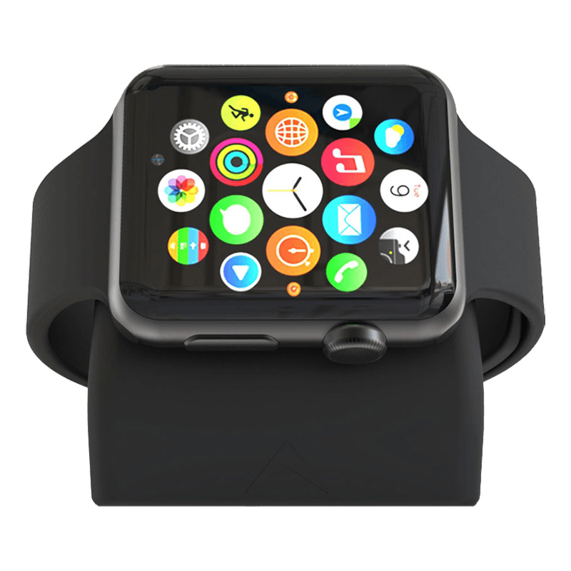 ElevationLab Night Stand (Charging Dock) for Apple Watch - Black
