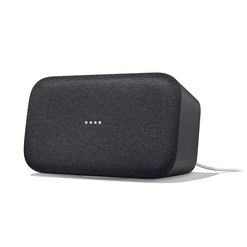Google Home Max Smart Speaker & Home Assistant - Anthracite Black