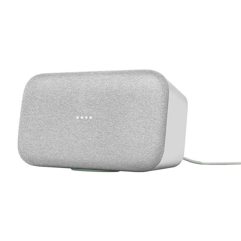 Google Home Max Smart Speaker & Home Assistant - Rock Candy White