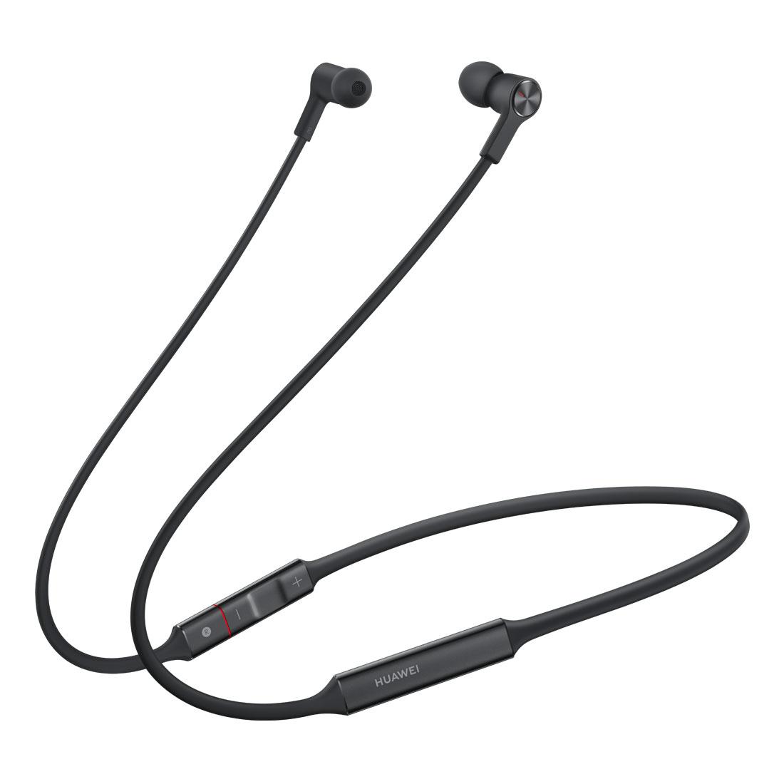 Huawei FreeLace Waterproof Wireless In-Ear Headphone - Graphite Black