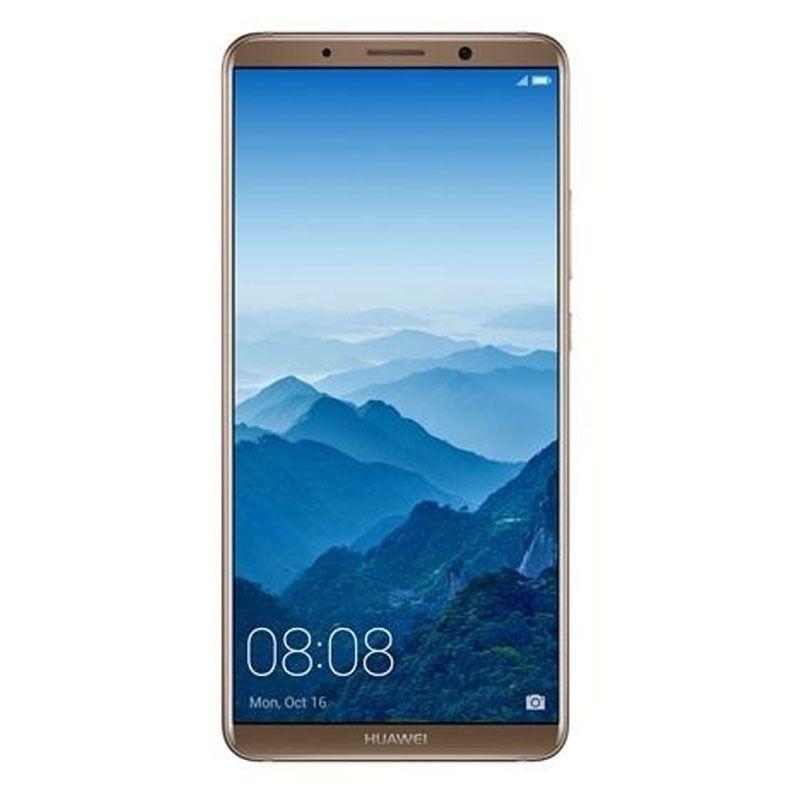 Huawei Mate 10 Pro (Dual Sim 4G/4G, 128GB/6GB) - Mocha Brown