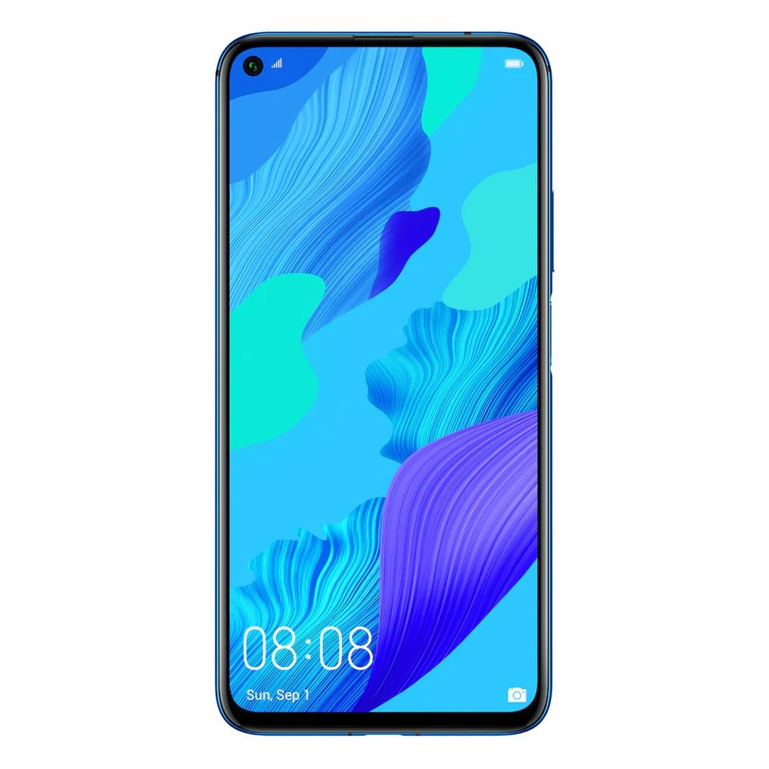 Huawei nova 5T (Dual Sim 4G/4G, 128GB/8GB) - Crush Blue