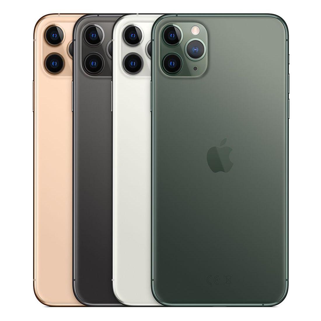 Apple iPhone 11 Pro Max 64GB - Silver