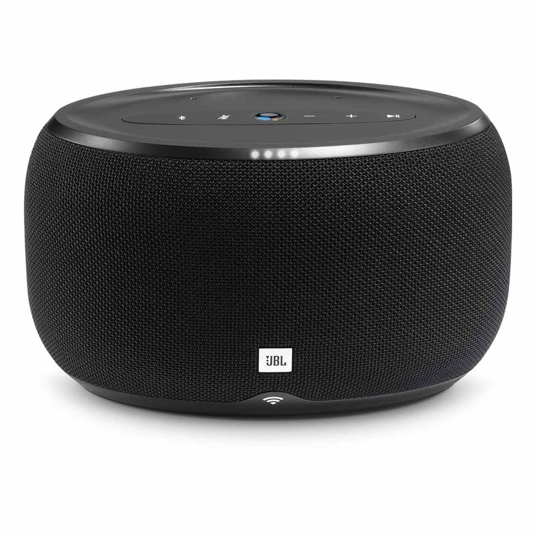 JBL Link 300 Voice Activated Wireless Speaker - Black