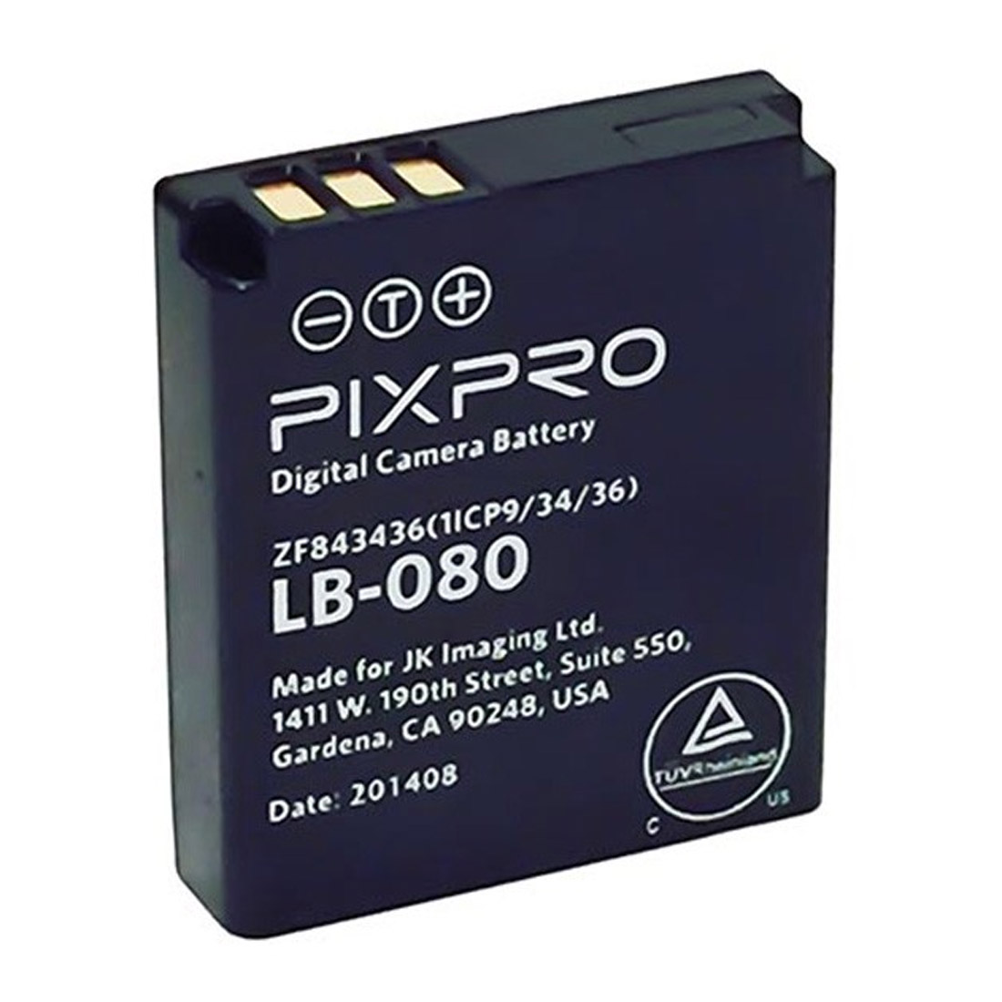 Kodak LB-080 Compact Kodak Battery for PIXIPRO SP360