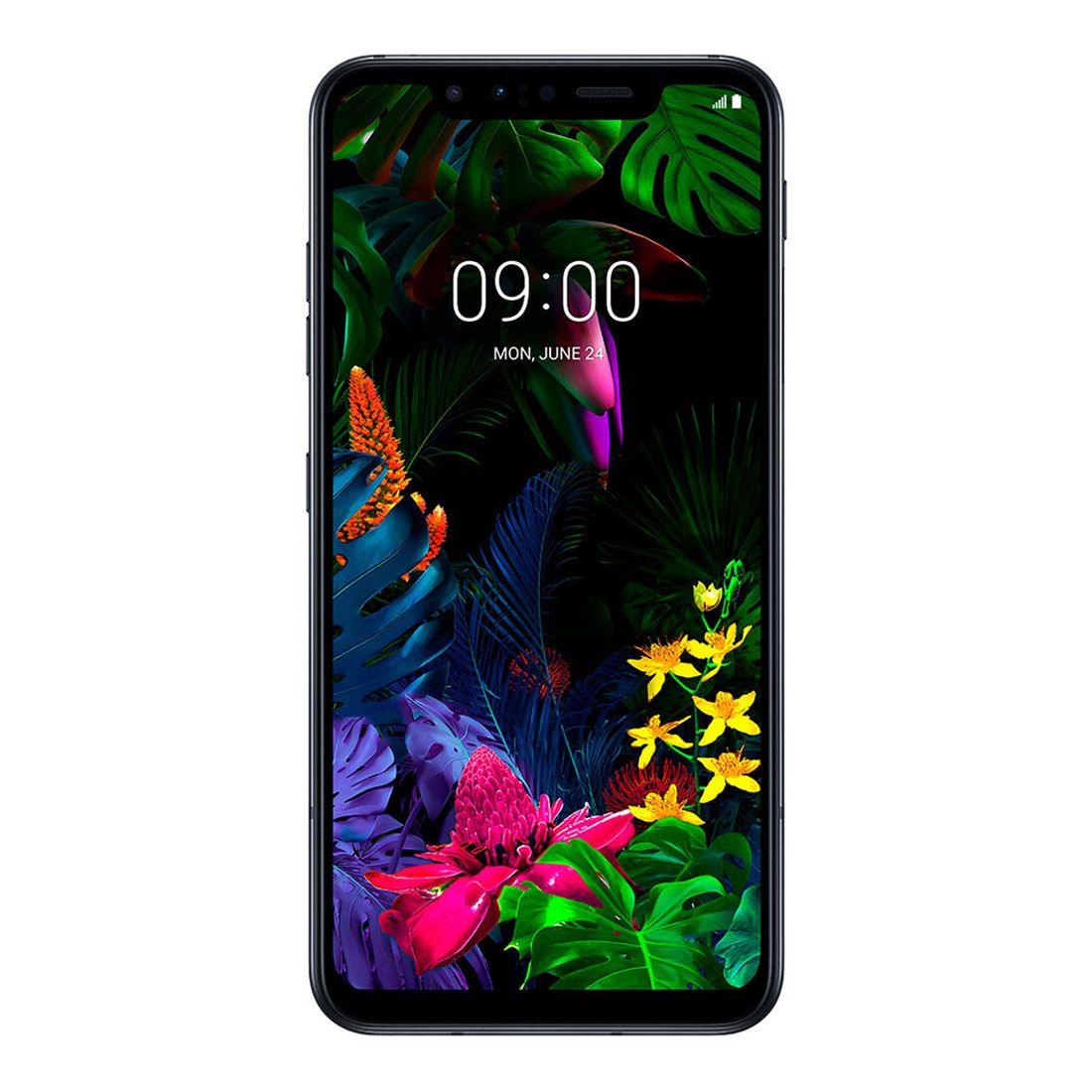 LG G8s ThinQ (Dual Sim 4G/4G, 128GB/6GB) - Mirror Teal