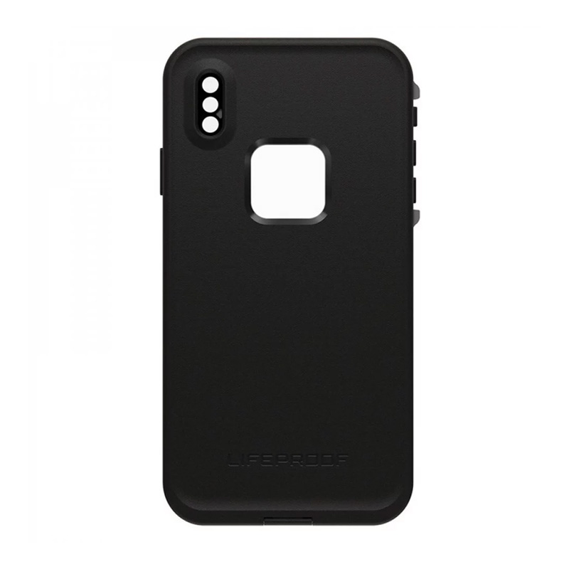 Lifeproof FRE Case for iPhone Xs Max - Asphalt Black