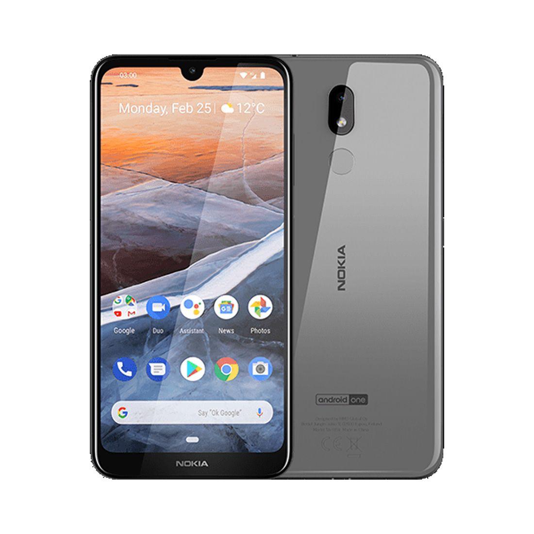 "Nokia 3.2 (6.26"", 16GB/2GB) - Steel"