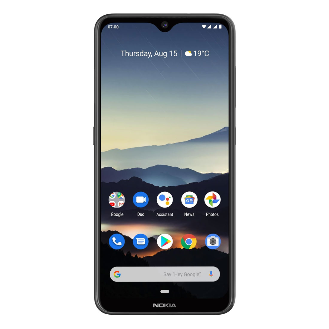 Nokia 7.2 (Dual Sim 4G/4G, 128GB/4GB, 48MP) - Charcoal
