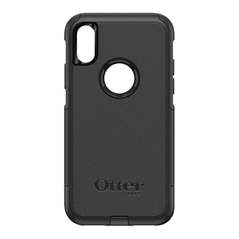Otterbox Commuter Case For Apple iPhone Xs / X - Black