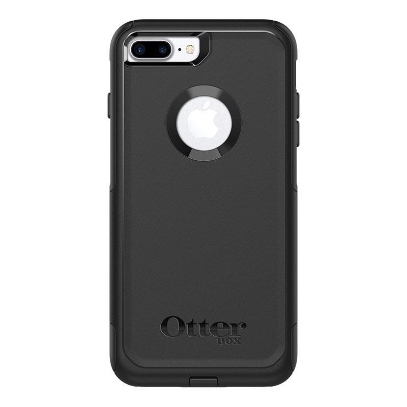 Otterbox Commuter Case for Apple iPhone 8 Plus / 7 Plus - Black