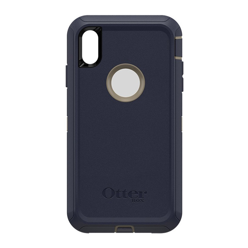 Otterbox Defender Case for Apple iPhone Xs Max - Dark Lake Blue