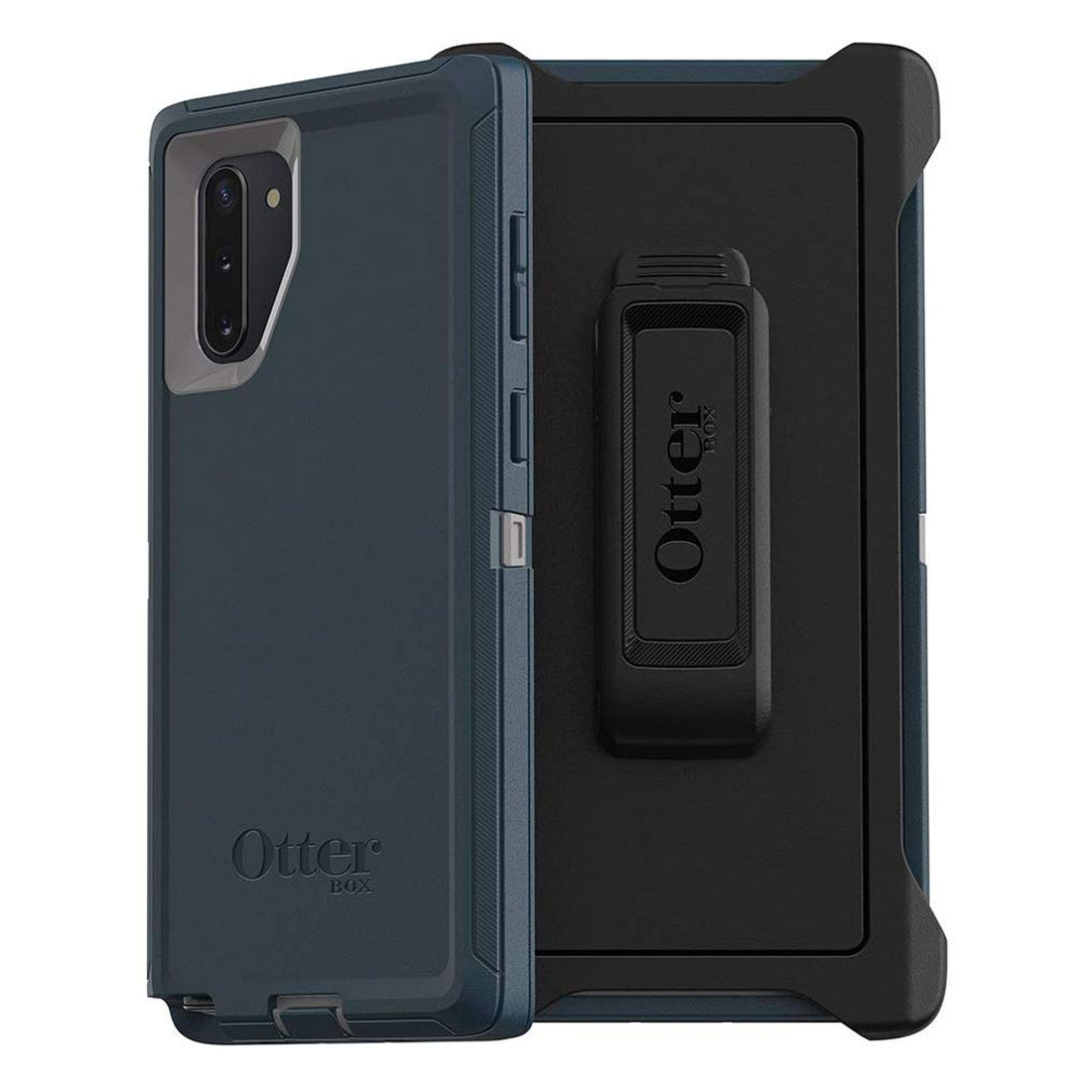 Otterbox Defender Case for Samsung Galaxy Note 10 - Gone Fishin Blue