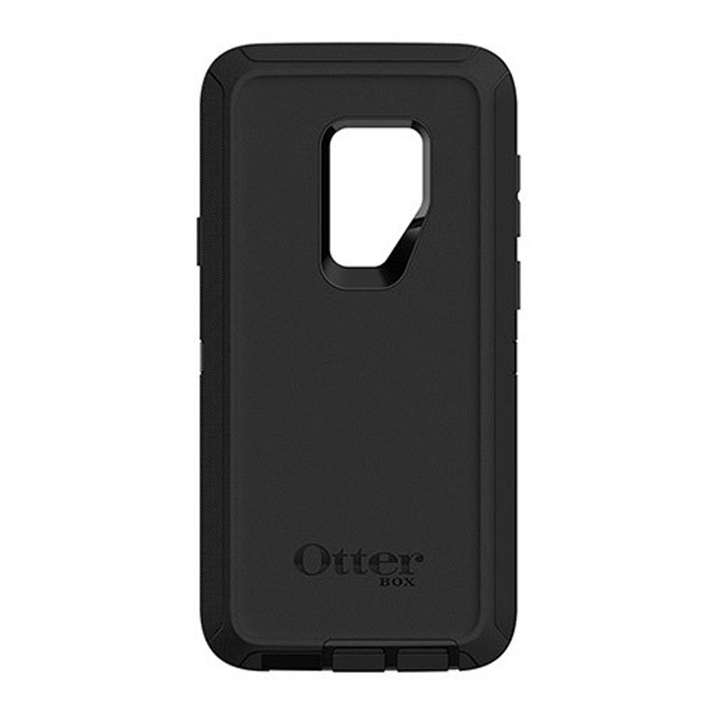 OtterBox Defender Case For Samsung Galaxy S9+ Plus - Black