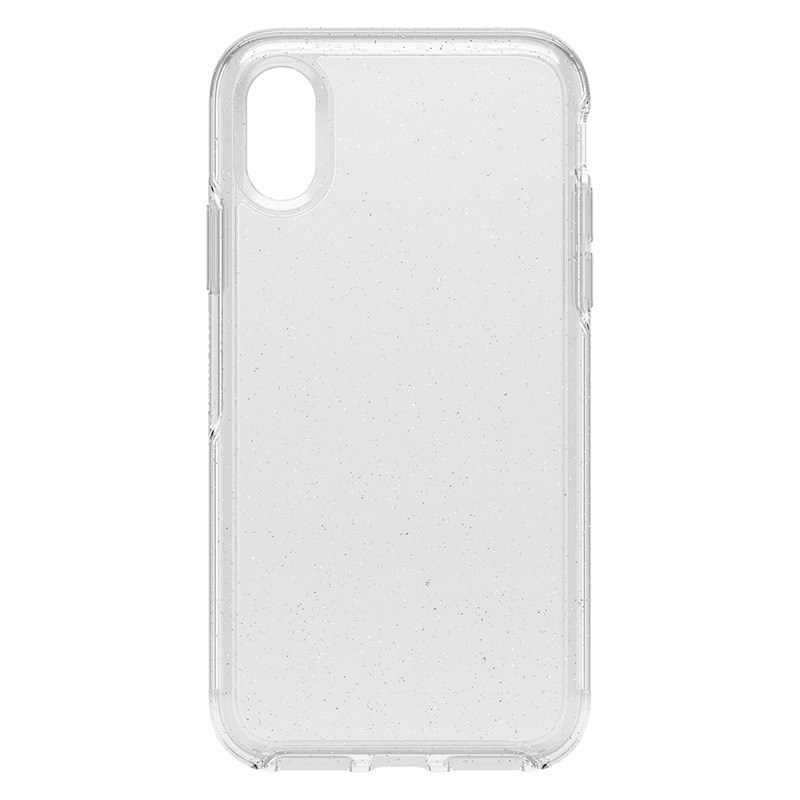 Otterbox Symmetry Clear Glitter Case For iPhone Xs / X - Stardust