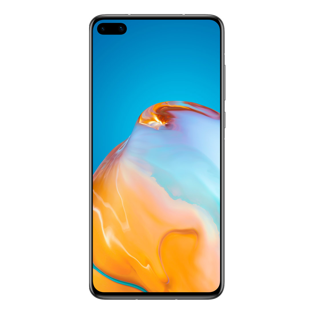 Huawei P40 (Dual SIM 5G, 50MP, Pre Order 16/04) - Silver Frost
