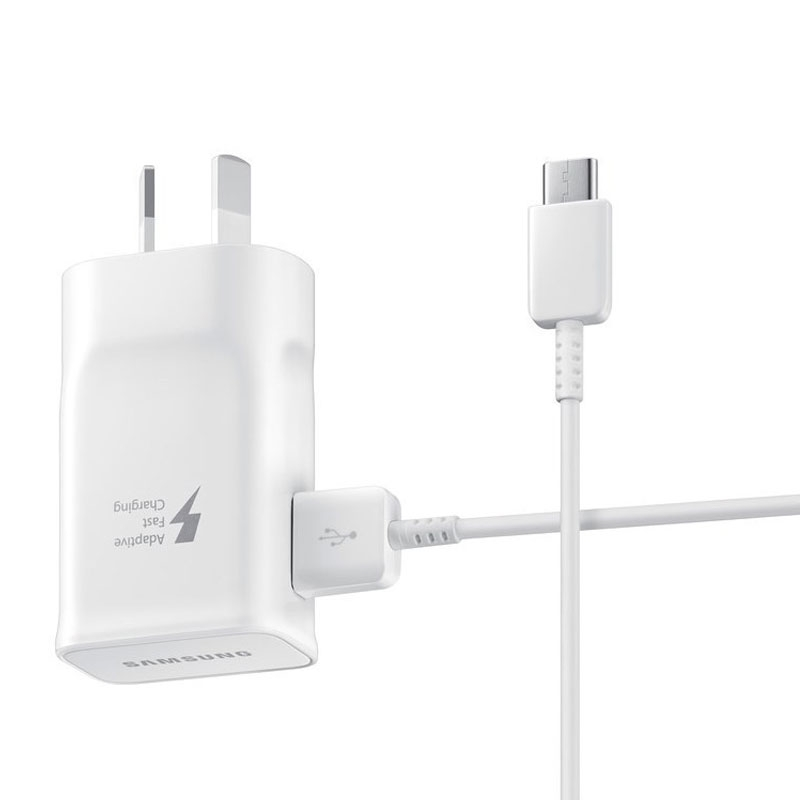 Samsung Fast Charge Type-C USB 9V 15W AFC Travel Adapter - White