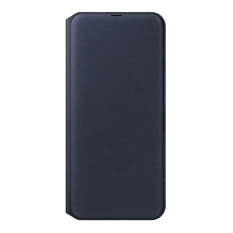 Samsung Galaxy A30 Wallet Cover - Black