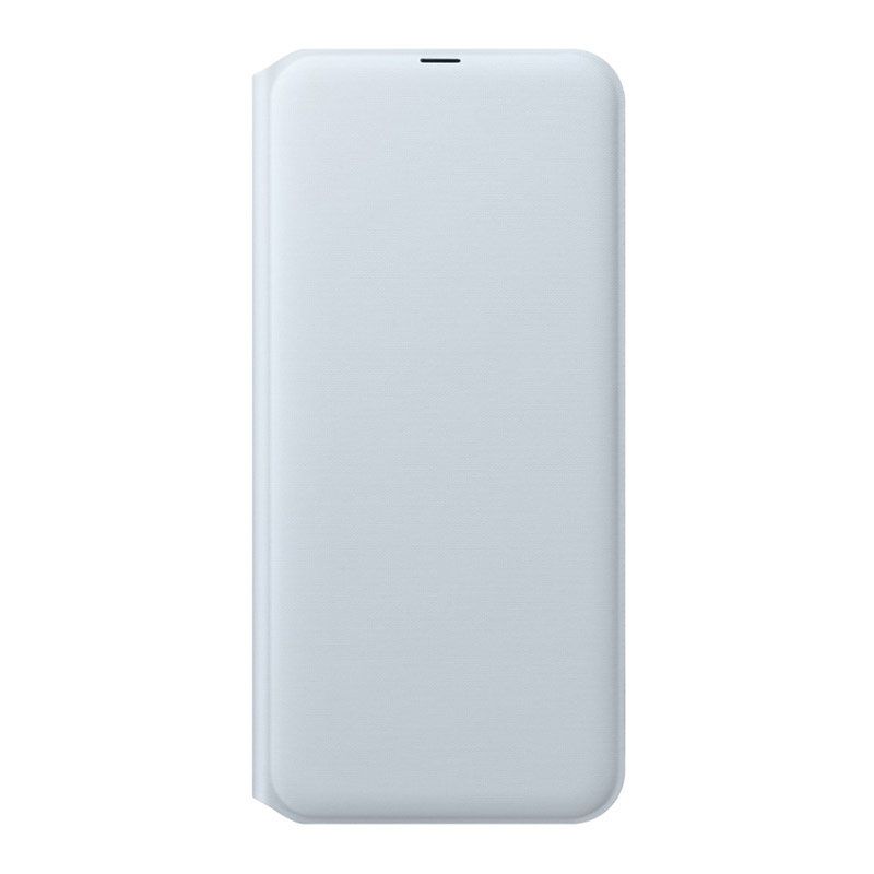 Samsung Galaxy A30 Wallet Cover - White
