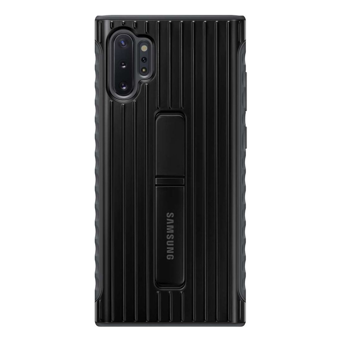 Samsung Galaxy Note 10+ Plus Protective Standing Cover - Black
