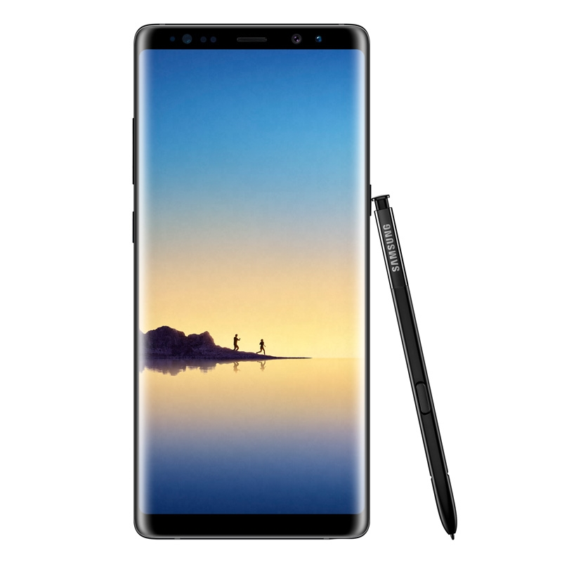 "Samsung Galaxy Note 8 SM-N950F (6.3"", 64GB/6GB) - Black"